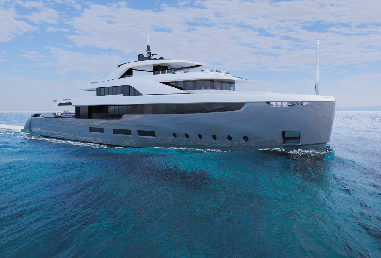 RMK Marine presents 65 meter project with Hot Lab